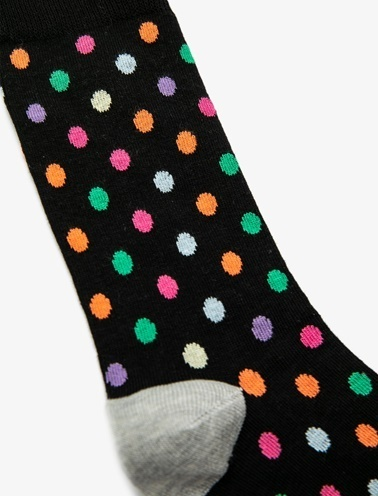 Koton Çorap Siyah